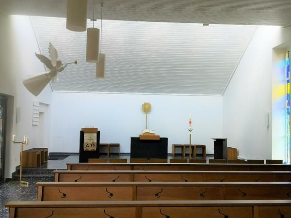 Altarraum Apostel Johannes-Kirche